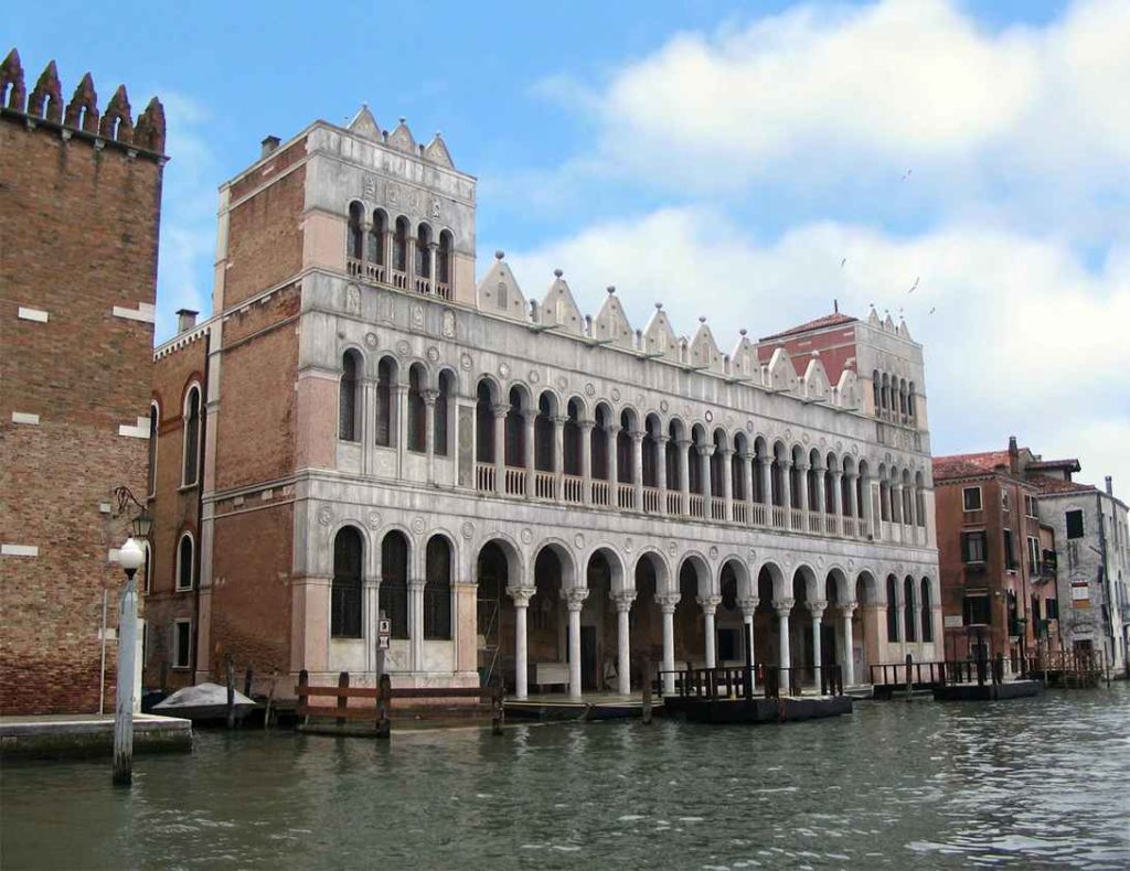 Архитектура Венеции (фото)