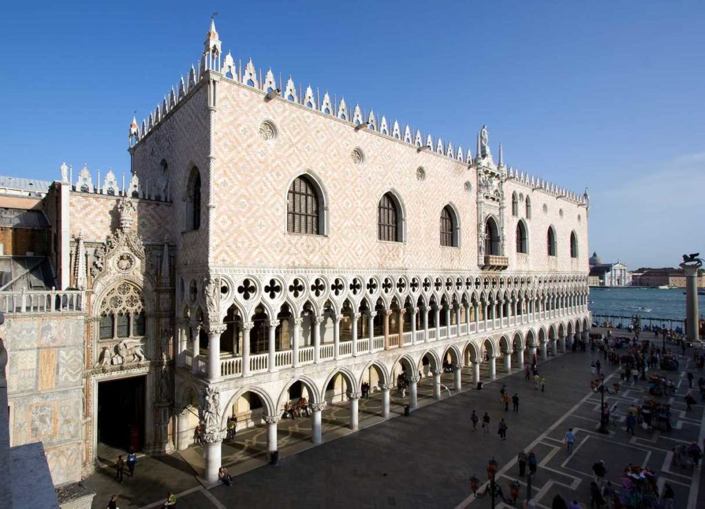 Дворец Дожей Венеция (фото)