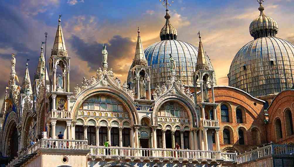 Экскурсии по Венеции для паломников (фотография)