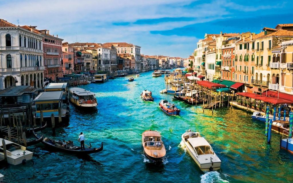 Экскурсии по Венеции (фото)