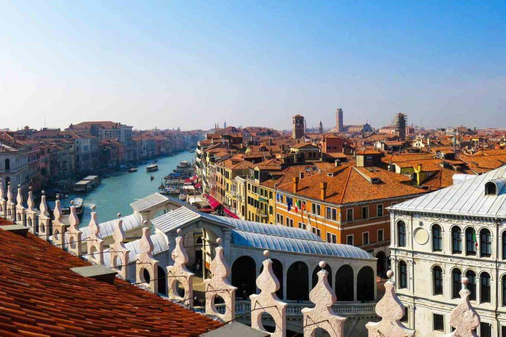 Обзорная экскурсия по Венеции для детей (фото)