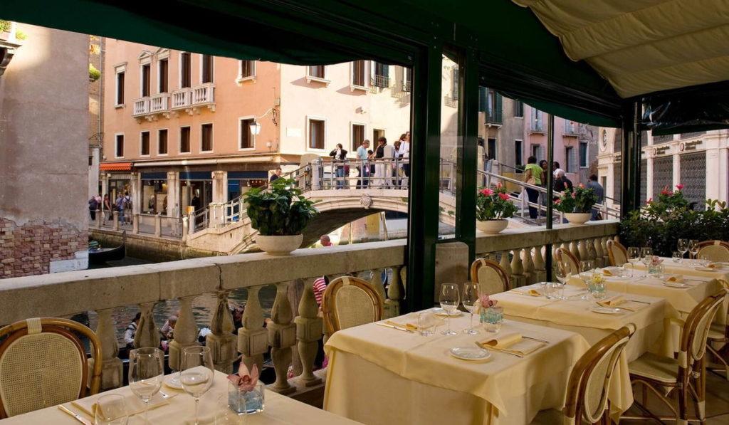 Рыбный ресторанчик Венеция (фото)