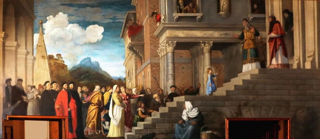 Введение во храм Венеция (фото)