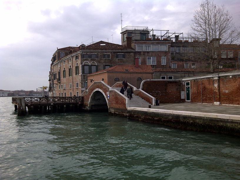 Дорсодуро Венеция (фото)