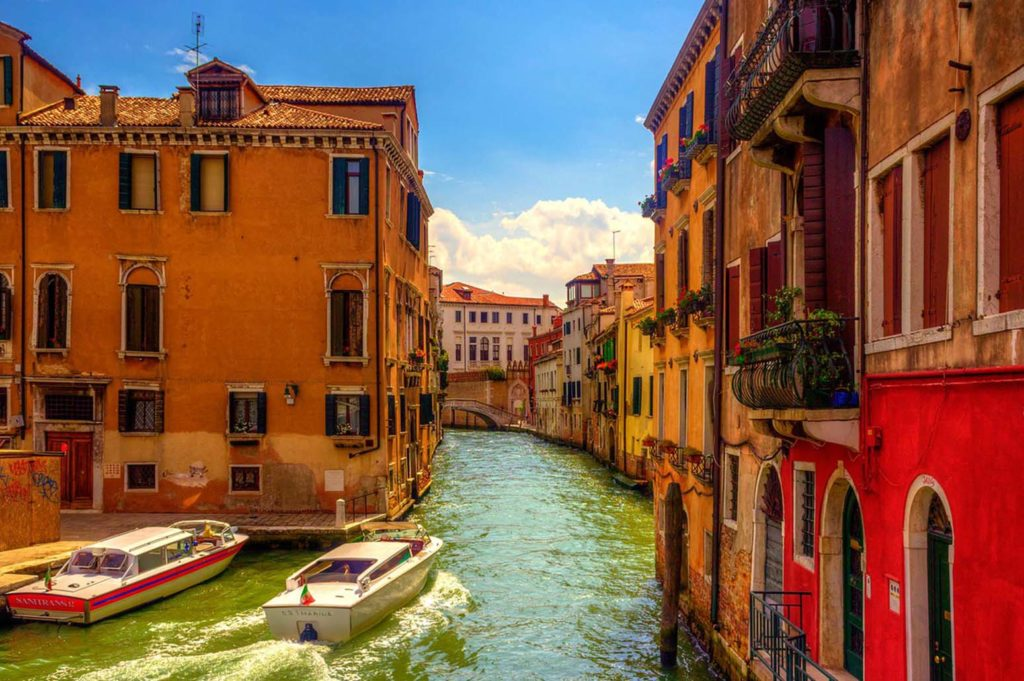 Прогулка по Венеции (фото)