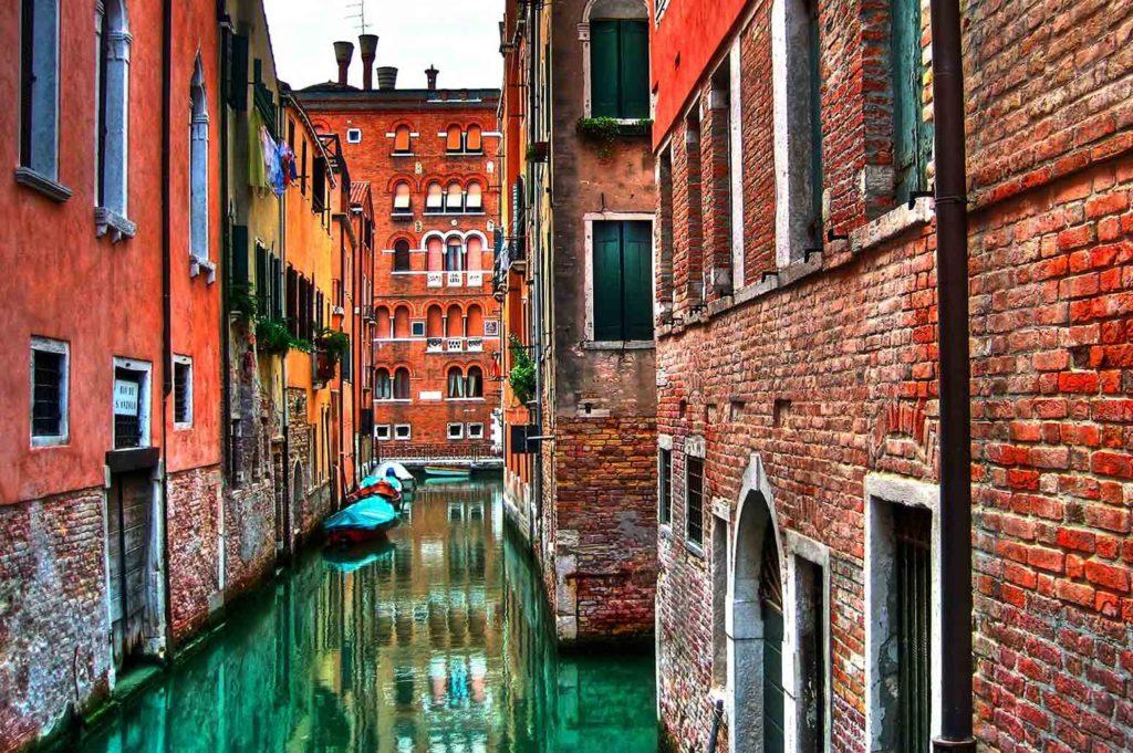 Путешествие по Венеции (фото)