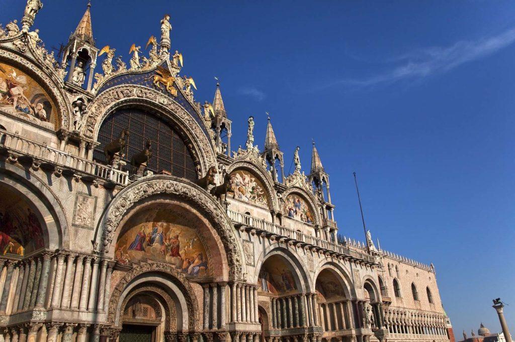 Экскурсии по Венеции: Собор Сан Марко