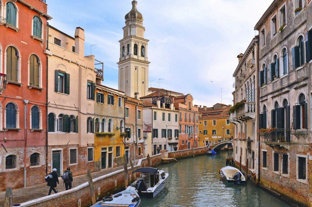 Экскурсии по Венеции. Заказать из России
