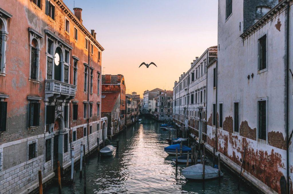 Экскурсии по Венеции. Заказать из Екатеринбурга