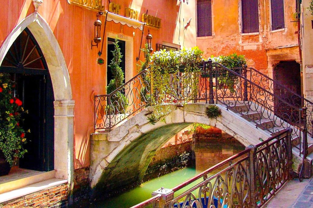 Экскурсии по Венеции. Заказать из Новосибирска