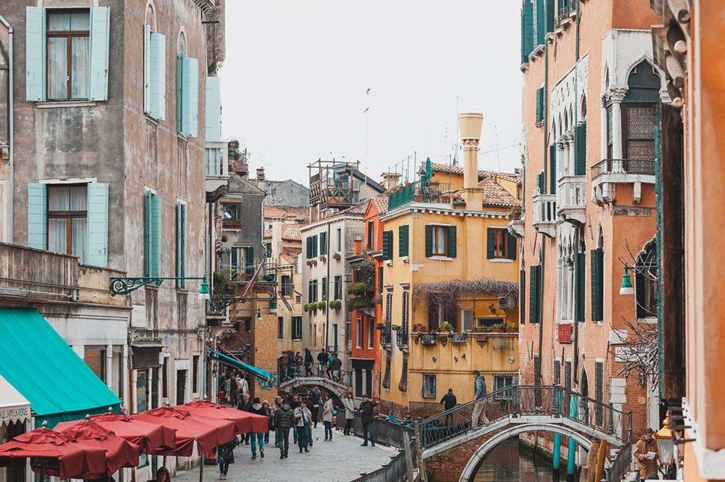 Экскурсии по Венеции. Заказать из Санкт-Петербурга (СПБ)