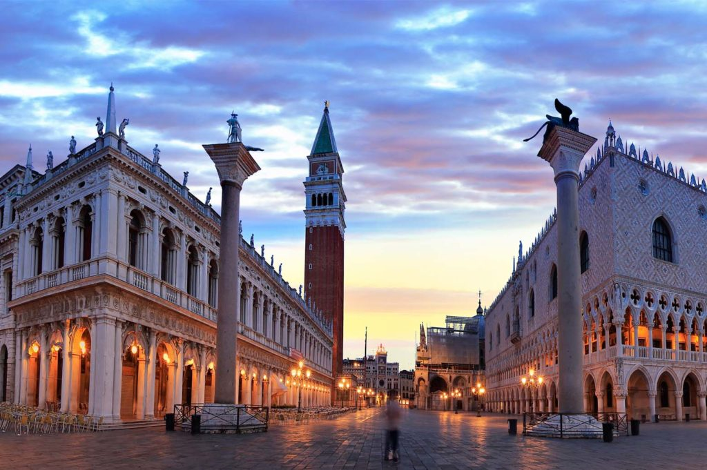 Гид по Венеции Геннадий Лобас: Дворец Дожей