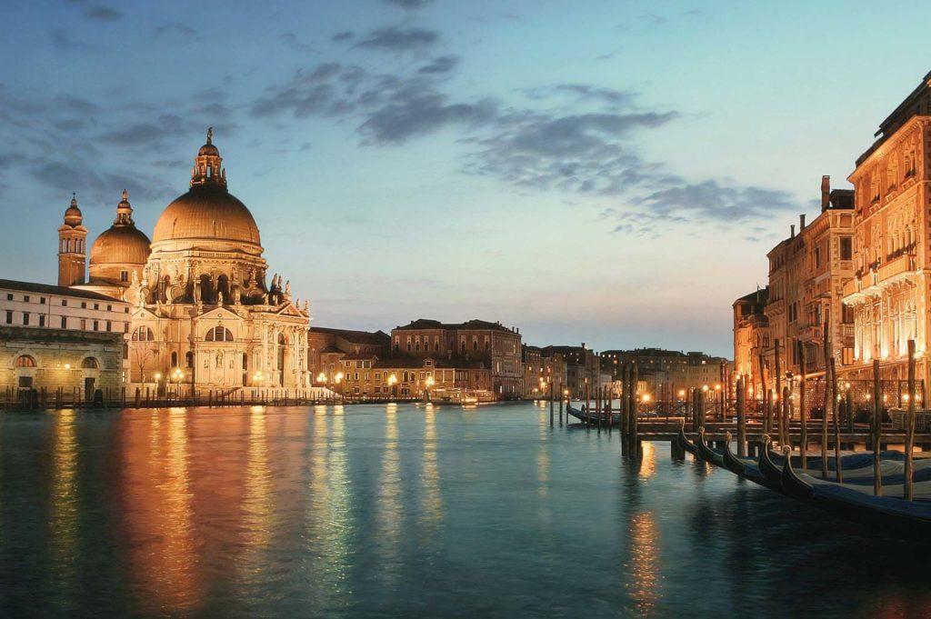 Гид по Венеции Геннадий Лобас: Гранд-канал