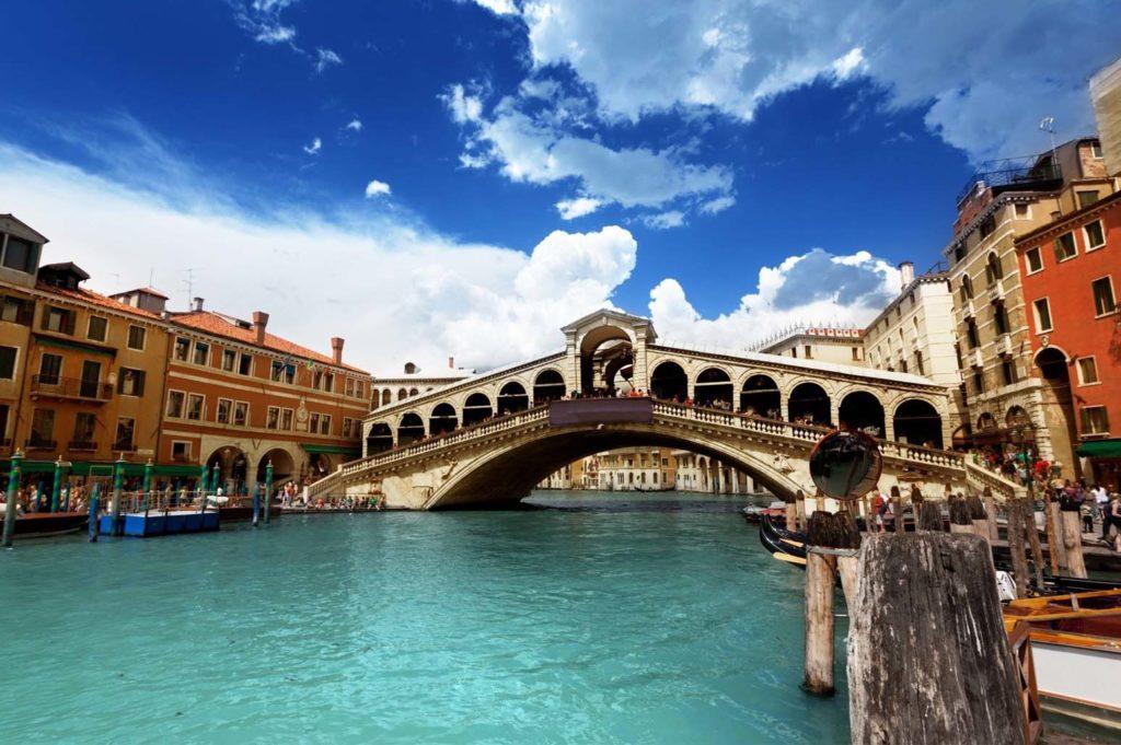 Гид по Венеции Геннадий Лобас: Мост Риальто