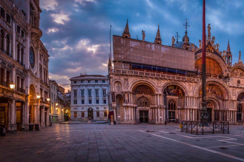 Гид по Венеции Геннадий Лобас: Площадь Святого Марка