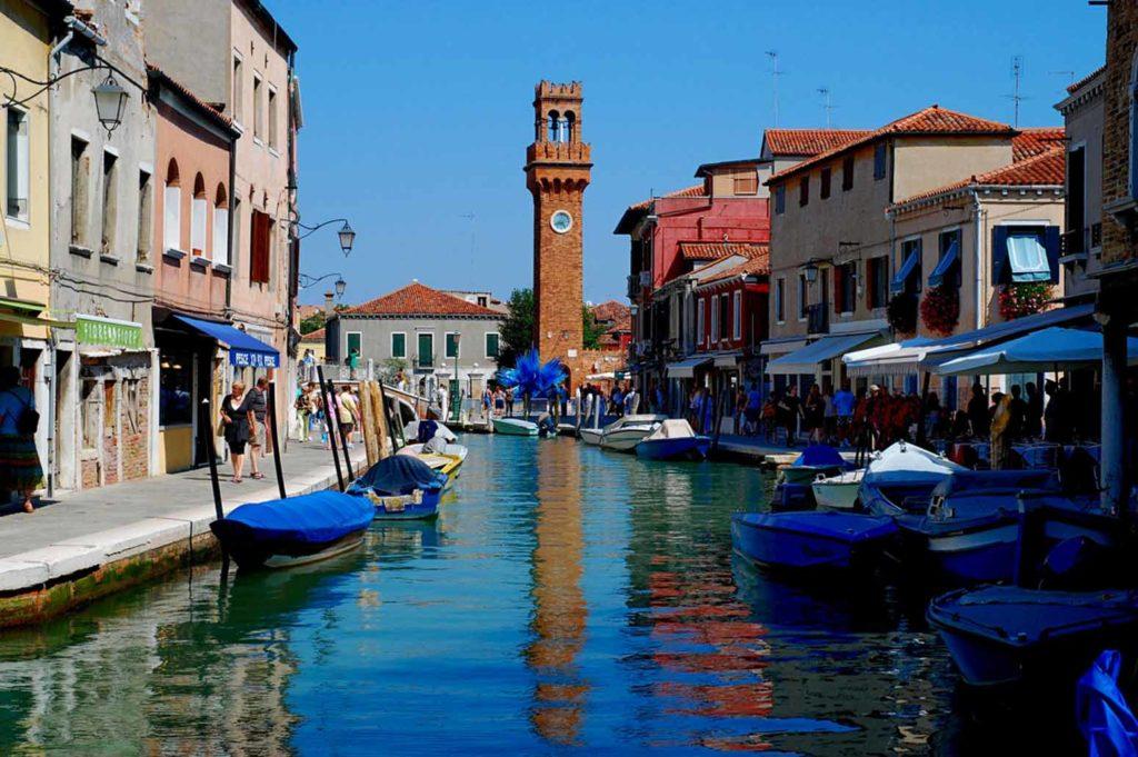 Гид по Венеции Геннадий Лобас: остров Мурано