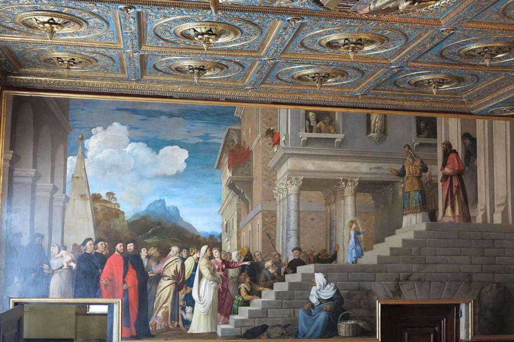 Гид по Венеции Геннадий Лобас: Галерея Академии