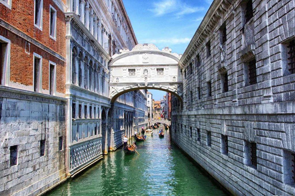 Гид по Венеции Геннадий Лобас: Мост Вздохов