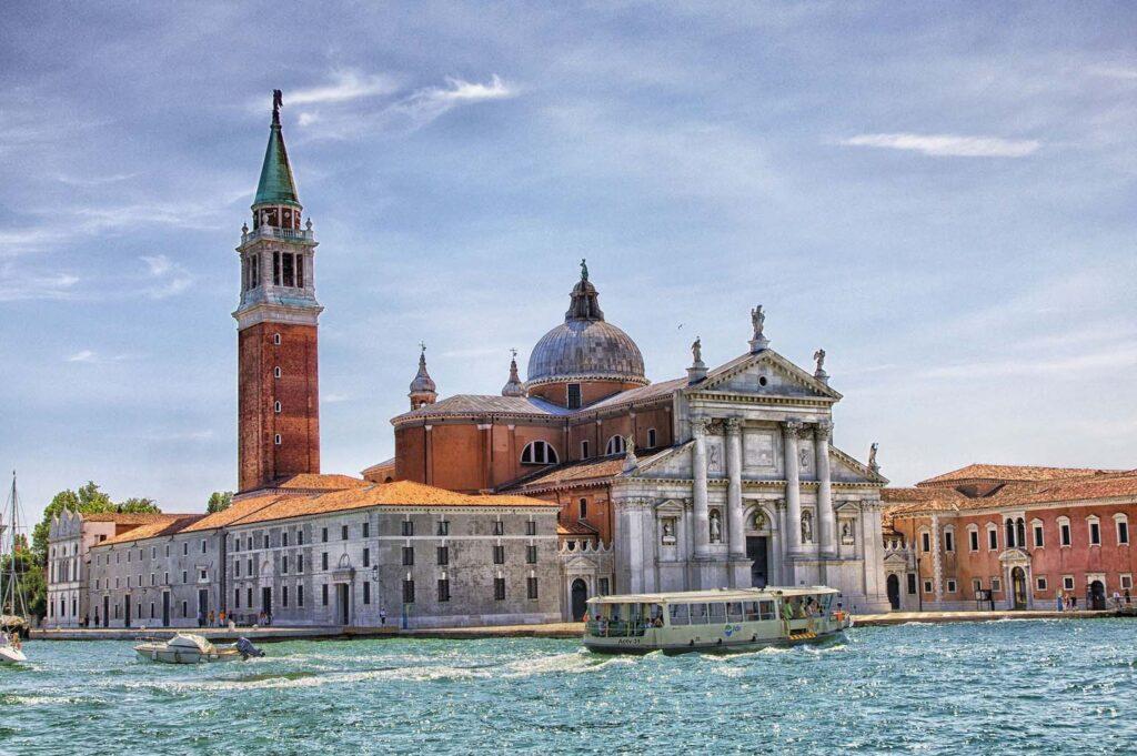 Экскурсии по Венеции - Геннадий Лобас: о. Сан-Джорджо-Маджоре