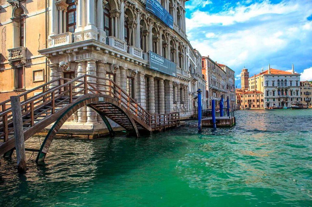 Экскурсии по Венеции - Геннадий Лобас: Дворец Ка-Реццонико