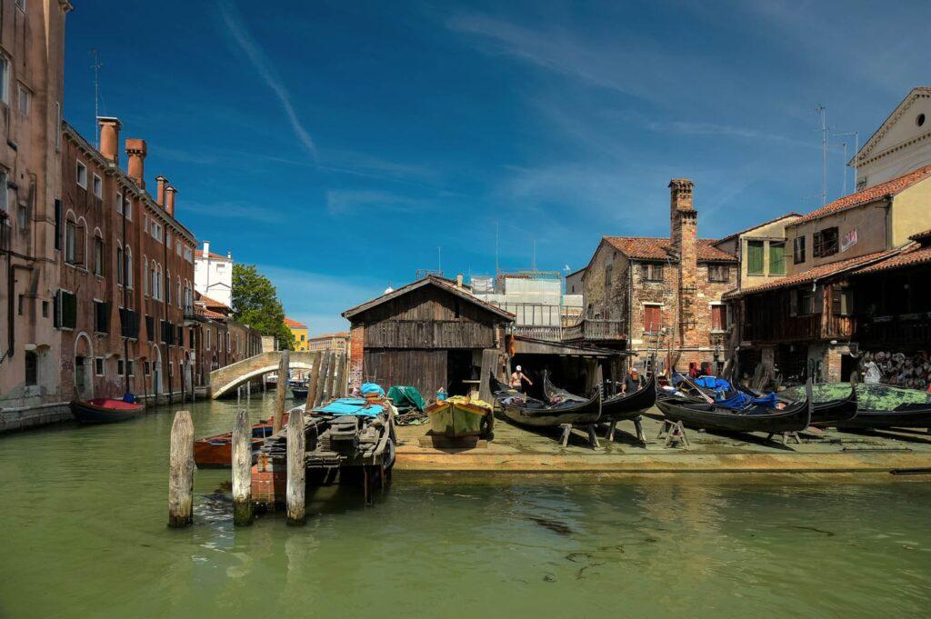 Экскурсии по Венеции - Геннадий Лобас: Сан-Тровазо